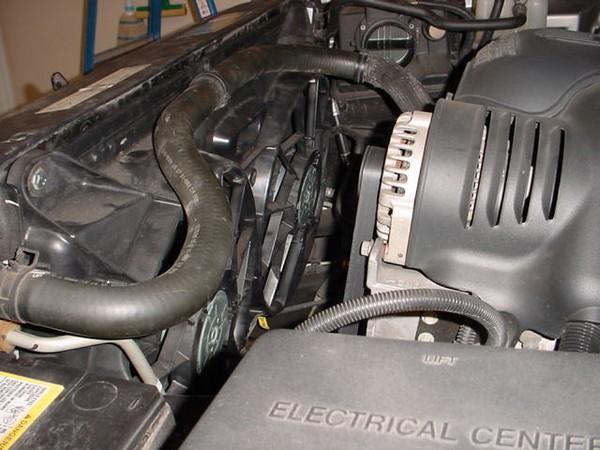 Ls1 Camaro Firebird Electric Fans The 1947 Present Chevrolet Gmc Truck Message Board Network
